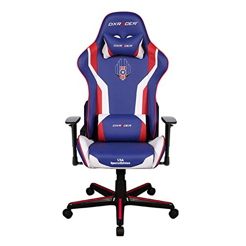 DXRacer OH/FH186/IWR/USA3 Special Edition USA Formula Series Gaming Chair