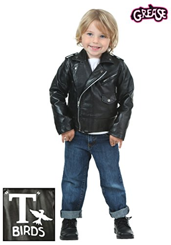 Toddler Authentic T-Birds Jacket 4T