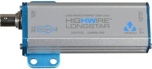 VC11 - veracidad único PoE Longspan convertidor Ethernet/PoE a ...