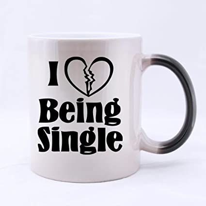 Amazoncom Evplkigir Custom Personalized I Being Single