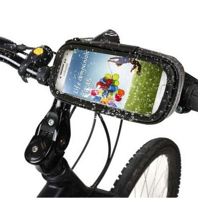 Bike Mount Touch Case Waterproof Sand-Proof Snow-Proof Dirt-Proof Tough Touch Case for iPhone 6 & 6S 4.7inch, Samsung Galaxy S IV / i9500, Galaxy S III / i9300, Nokia N920 Bicycle Accessories