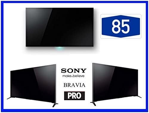 Televisor Sony fwd-85 X 9600p Pantalla LED Profesional 4 K BRAVIA ...