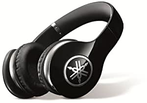 Yamaha PRO 500 High-Fidelity Premium Over-Ear Headphones (Piano Black)