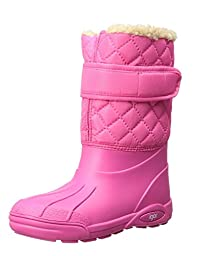 Igor Kids Topo Ski Synthetic Rain Boot (Fuchsia, 26)