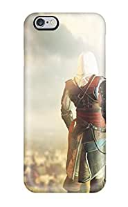 KOWAPlH9482CFaNI Assassin's Creed: Unity Fashion PC 6 Plus Case Cover For Iphone