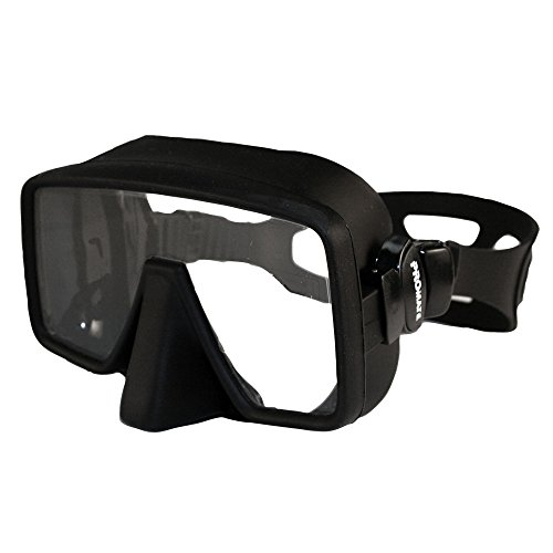 Swift Frameless Scuba Dive Mask, AB