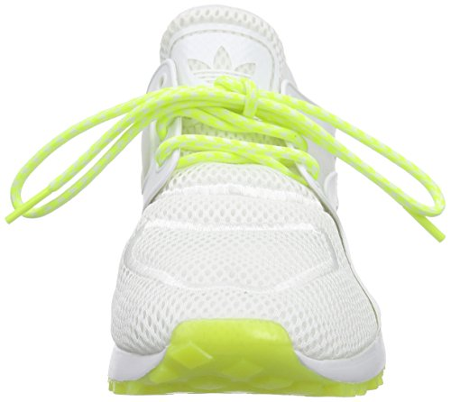Racer Blanc White Adidas Lite Baskets White ftwr Femme Originals ftwr Yellow solar Basses gnAw66Oq