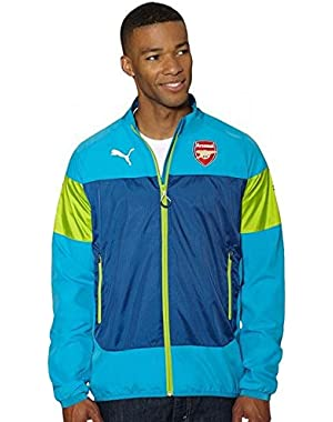 Men's Arsenal AFC Leisure Jacket (2XL)