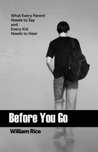 Before You Go by William Rice (2014-03-10)