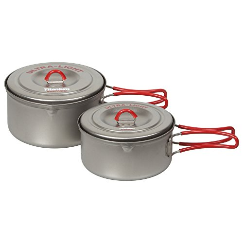 Evernew Titanium Ultralight Pot Set, Small