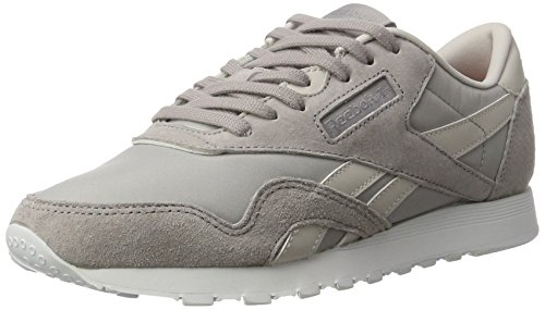 Cl Reebok para Intuition Slim kindness Mujer Sneakers Gris Hv Nylon dRBqnprR