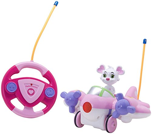 Knolly Nibbles Adventure Plane Vehicle, Pink