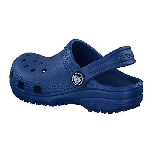 Unisex Navy Crocs Sandals Croslite Footwear Size 4 6 8 10 12 1 2 3 Azul