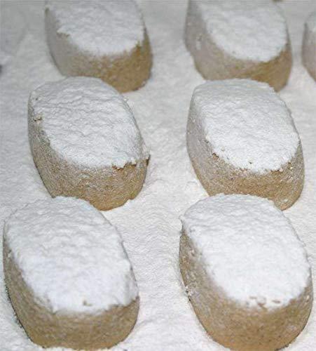 Polvorones de Almendra Sin Azúcares añadidos y artesanos ...