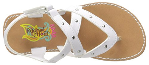 Pictures of Rachel Shoes Girls' Lil Panama Sandal White 2