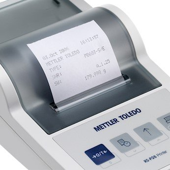 Mettler-Toledo-USB-P25-Compact-Printer-with-USB-Inferface