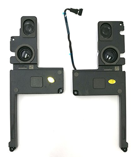 Ittecc Replacement Left and Right Internal Speaker Fit for MacBook Pro 15