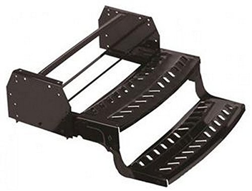 RV Trailer LIPPERT COMP 7 Inch Double Step Positrai Entry Step
