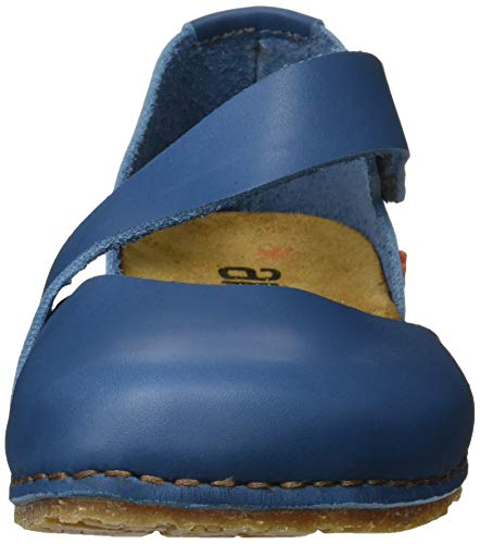 jeans Punta Donna Jeans creta Blu Becerro 0442 Sandali Art Jeans Chiusa 0RxvXzanqw