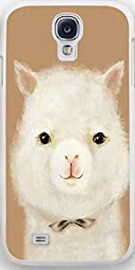 Galaxy S4 Case Dseason Samsung Galaxy S4 Hard Case, High Quality Fashionable Protector Cartoon Lovely alpacas