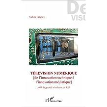 Télévision numérique: De l'innovation technique à l'innovation médiatique - 2005 la grande révolution du PAF (French Edition)