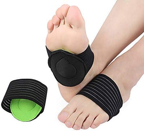pbfone 1Paar flach Fuß Arch Support Orthopädische Einlegesohlen Damen Herren Half atmungsaktiv Schuhe Pad