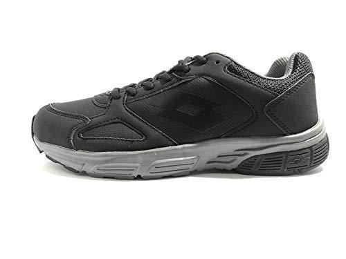 601 Speedride Sportive Man Running Black Iv Lotto Sneakers Nero Uomo w4xnFO