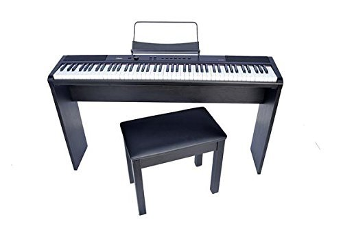 Artesia PA-88H Portable & Digital Piano with Matching Furnit