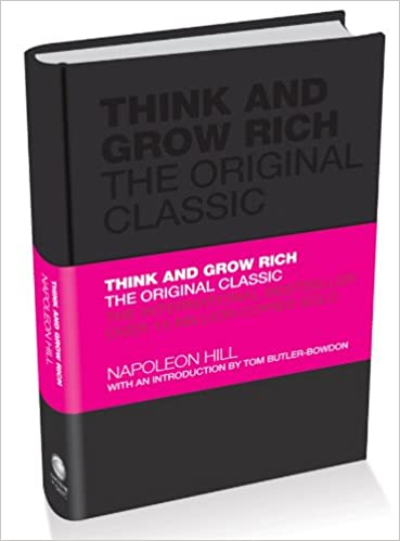 Think And Grow Rich The Original Classic Amazon Napoleon