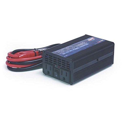 PowerDrive RPPD300 300-Watt DC to AC Power Inverter with USB Port and 2 AC Outlet
