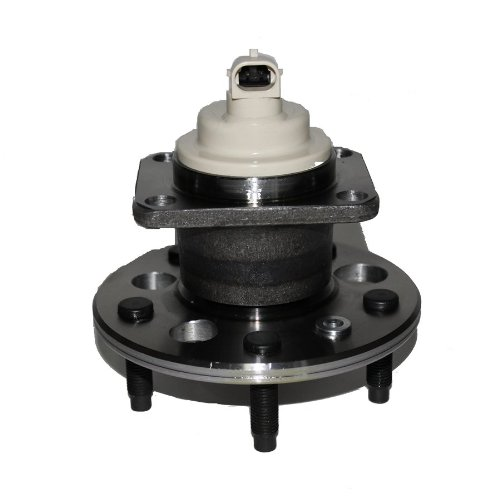 Brand New FWD Only Rear Wheel Hub and Bearing Assembly for Allure, Century, Impala, Regal, Uplander 5 Lug W/ABS -