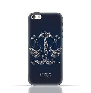 Apple iPhone 6 Plus/ 6 Plus S TPU Silicone Case with Zodiac-Sign-Libra Design