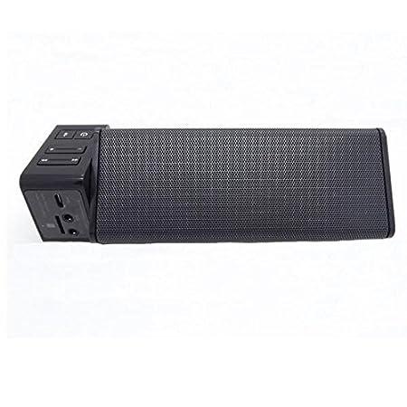 MU mutila super bass subwoofer inalámbrico Caixa de som Altavoz Bluetooth + portátil estéreo AUX NFC-función de reproductor de 3.5 mm MP3: Amazon.es: ...