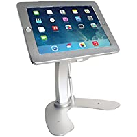 Anti-Theft Security Kiosk Stand for iPad (2017) / iPad Air / iPad Pro 9.7 / iPad (2-4)