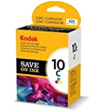 Kodak 10c Colour Ink Cartridge for EASYSHARE 5000 series ESP 3 ESP 5 ESP 7 ESP 9 3200 3250 5200 5250 5300 5500 7200 7250 9200 9250 series ESP Office 6100 6150 series Hero 6.1 7.1 9.1 Printers - Free Delivery & VAT invoice
