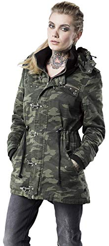 D'hiver Camouflage Rebel Rock Veste She Rules By Emp 1aCwqH