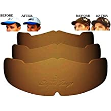 3Pk. Manta Ray Baseball Caps Crown Inserts for Low Profile Caps  Fitted Cap Liner  Ball Cap  Brim Hat Crown  Flex-fit Hat Support  Fitted Hat Shapers  Storage  FREE S&H ON 2 OR MORE ORDERS 100% MBG!