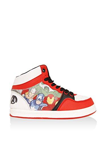 Disney Jungen The Avengers Weiß