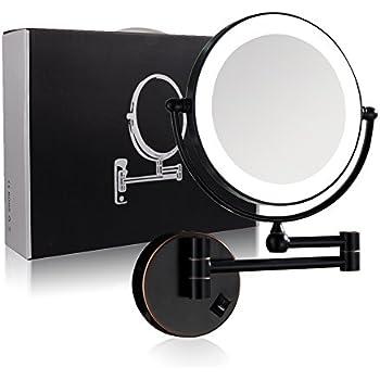 Amazon Com Floureon 10x Magnification 8 5 Inch Plug In