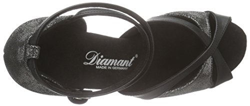 Diamant 058 Ballroom 141 Dance Platin Women's Shoes Multicoloured Schwarz 420 Antik rxFnwx1