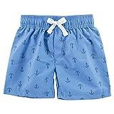 Hudson Baby Unisex Swim Rashguard Set, Whaley