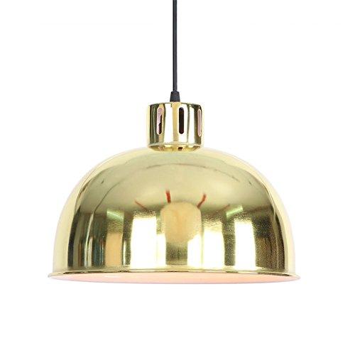 Chandelier-Single-Head LED Chandelier, American Country E27 Edison Lamp, Living Room Decoration Adjustable Chandelier, Bedroom, Study, Dining Room, Hallway, Coffee Shop,C