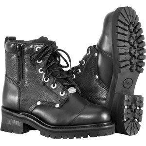 River Road Women's Double Zipper Field Boots size 7.5
