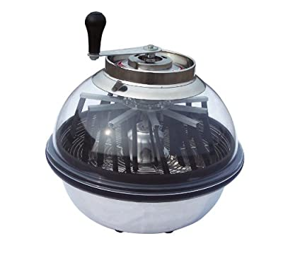 Clear Dome Bowl Trimmer for Leaf and Buds