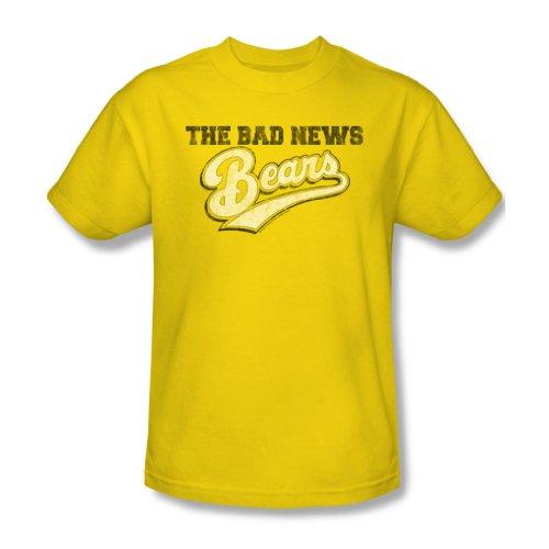 - The Bad News Bears - Logo T-Shirt Size XL