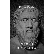 Obras Completas de Platón (Spanish Edition)