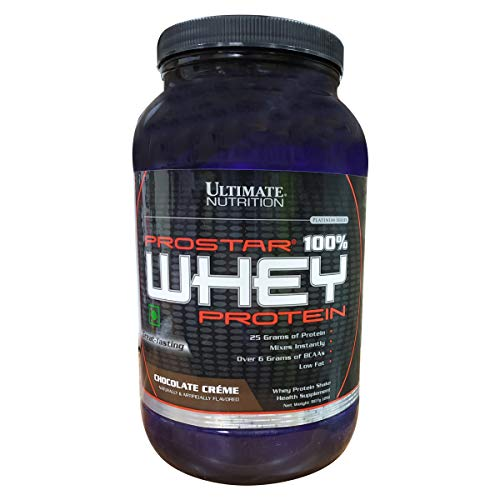 Ultimate Nutrition Prostar 100% Whey Protein (Chocolate Creme), 2 lbs