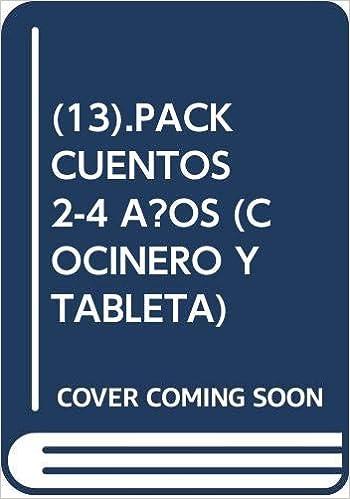 Pack: Cocinero Lecto Cuentos 2. Infantil 4 Años: Amazon.es: Aa.Vv.: Libros