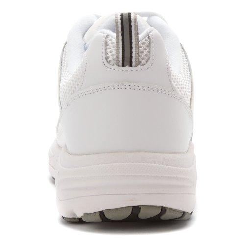 Zapatillas Drew Shoe Mujeres Flash Ii, Blanco, 10.5 Xw
