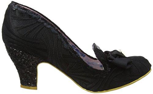 Choice Escarpins Textured Femme Irregular P Black Ferm Noir Kanjanka Bout REwW78Wdq